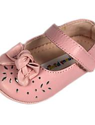 Chaussures bébé - Rose - Habillé / Décontracté - Cuir - Plates