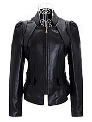Humiture Genuine Leather Jacket
