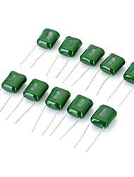 DIY  M-CAP 104  0.1uF 400V Metal Film Capacitors Set (10 PCS)