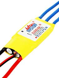 Mystère Nuage 30A hélicoptère Brushless Speed Controller ESC RC