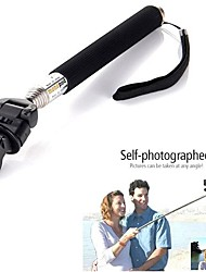 G-188  10 PCS Handheld Aluminum Alloy Monopod with Tripod Mount Adapter for GoPro HD Hero 2 / 3 / 3+