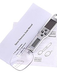 0.1g-300g Electronic Digital Spoon Scale Kitchen Scale Weighing Scales