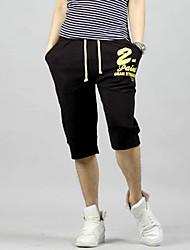 Casual pantaloni corti di cotone per uomo INMUR