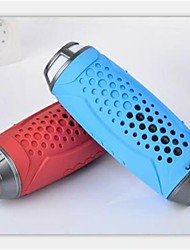 Waterproof Sport Bluetooth Speaker Phone NFC Shaking The Next Song FM/TF/MIC with Mobile Power Supply