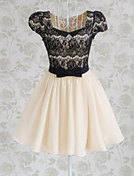 Nette Frauen Temperament Princess Dress