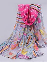 Women's Paris Yarn Thin Scarves