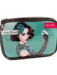 Women's Retro beauty color printing Waterproof Cosmetic Pouch A-10