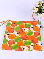 LILY® Simple Cloth Washable Square Sponge Cushion Cotton 4 cm Thick 40*40cm Chair Cushion