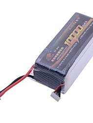 22.2V 10000mAh 30C 6-cell Li-Poly Battery for RC Octocopter