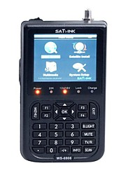 WS-6908 Digitaler Satelliten-Signal-Sucher