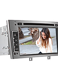 7 polegadas touch screen 2-din dvd player para Peugeot 408/308/308SW Com GPS, BT, TV, RDS, Wi-Fi, o iPod, FM