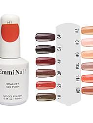 UV Gel Bunte Nail Polish (15ml, 1 Flasche)