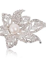 JANE STONE Fashion Hot Vintage bloem kralen Broches voor Vrouwen