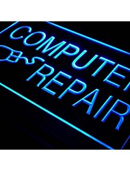 i469 Computer Repair Internet Laptop Neon Light Sign