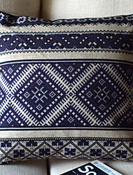 Свет Элегантный традиционный китайский Юго Стиль Patern декоративным покрытием Подушка