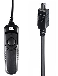 PIXEL RC-201/DC2 Kabel-Auslöser Fernbedienung für Nikon DSLR D7100 D7000 D5100 D5300 D3100 D610 D600 D90
