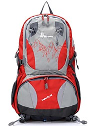 32 L Hiking & Backpacking Pack/Rucksack Camping & Hiking Outdoor Waterproof / Rain-Proof / Laptop Packs Red / Blue / Purple / OrangeNylon