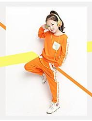 Повседневная Спортивный костюм для девочек