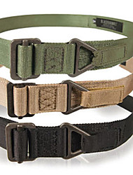 Nylon Tactical Belt (Clasificar en color)