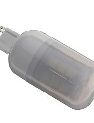 G9 3 W 27 SMD 5050 330 LM Natural White Corn Bulbs AC 110-130/AC 220-240 V