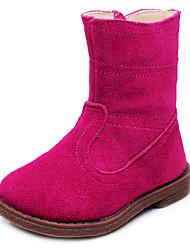Chaussures bébé - Marron - Habillé / Décontracté - Cuir - Bottes