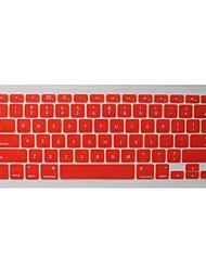 Clavier en silicone peau de couverture pour tous les nouveaux MacBook