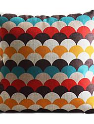павлин многоцветной крышка декоративная подушка