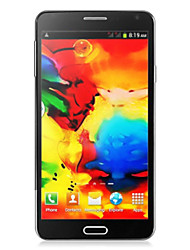 Smartphone N9002 Style Note3 sous Android 4.2, Extra-Fin, CPU Dual Core (Double SIM, Wi-Fi, GPS)