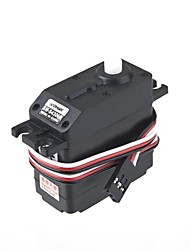 JR Interface de 360 ​​° com Robot RC Servo SM-S4306R R / C engrenagem