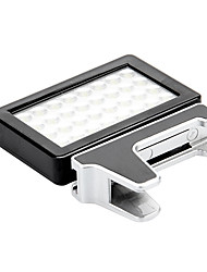 Stapower-STD-32 LED Mini antorcha de vídeo para iPhone4/4s