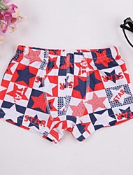 Boy's Organic Cotton Shorts , All Seasons