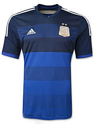 2014 World Cup World Cup Jerseys Argertina Visiting Game Sapphire Blue (Climacool)