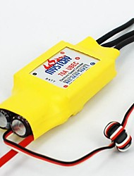 Mystery Cloud 70A Brushless ESC With UBEC ESC RC Speed Controller For RC Helicopter Airplane
