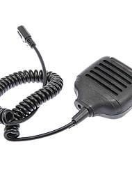 Kenwood KMC-17 Heavy Duty Speaker Microphone w/ Earphone Jack