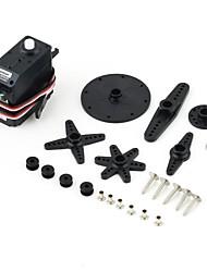 PRIMAVERA SM-S4303R Rotate 360 ° engrenagem plástica Analógico Servo Robot