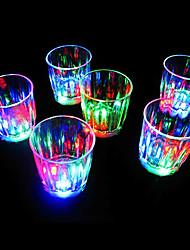 Leucht Cup & LED blinkt Schuss Cup