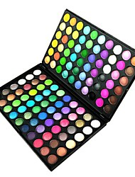 Pro 120 Couleurs Eye Shadow Palette de fard à paupières 2 # de maquillage de mode de 1584