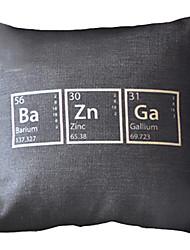 """""""Ba Zing Ga"""" la Teoría de la serie Big Bang tiro decorativa almohada cubierta"""