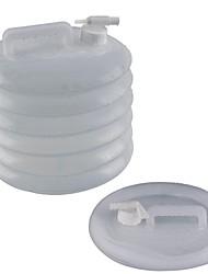 Acordeão Bidão / Compressão Bucket-Transparente (15L)