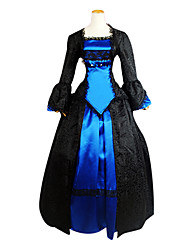 Elegant Palace Princess Black Lace Gothic Lolita Dress