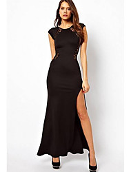 Women's Dresses , Lace/Polyester Casual/Work Kaihot
