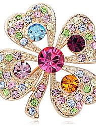 J & G Women's Vintage Clove Kleuren Broche