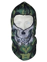 Arsuxeo deporte al aire libre de la cara de la máscara protectora para la bicicleta de la motocicleta de secado rápido