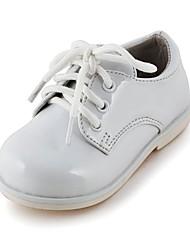 Baby Shoes Matrimonio/Informale/Party & Sera Cuoio sintetico Oxford Bianco