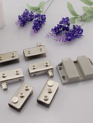 Classic Stainless Steel Transparent Glass Door Hinge