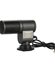 SG-109 Professional DV Stereo Microphone Serve Para home-utilizado DV