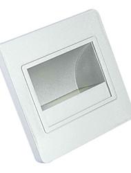 1 COB Light 1.5W PC Silver LED Wall Light IP65 Waterproof