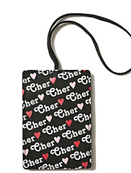 Love Heart Pattern Change Purse