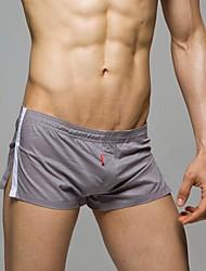 Sexy Boxer en coton sous-vêtements masculins