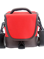 Quatre Couleurs Nylon Single Lens Reflex Camera Bag BB02